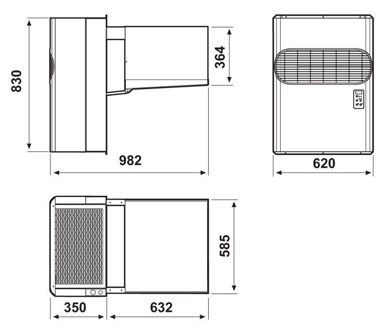 Инструкция по эксплуатации камеры холодильной