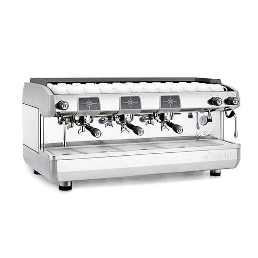 La Cimbali M24 TE Premium C/3, Профессиональная кофемашина эспрессо автомат с 3-мя группами (бойлер: 15 л)